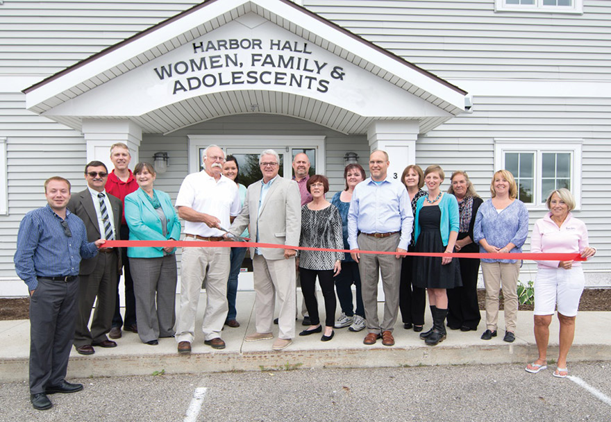 Ribbon-Cutting-Edited Women, Family & Adolescent Center