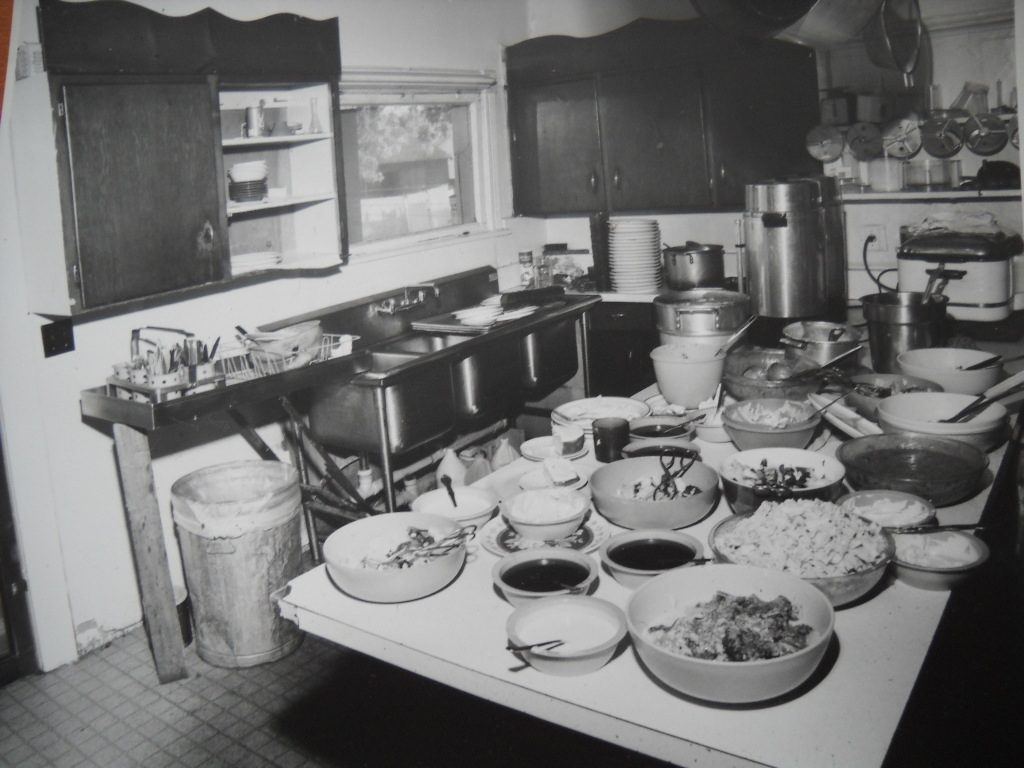 harbor hall historic photos kitchen