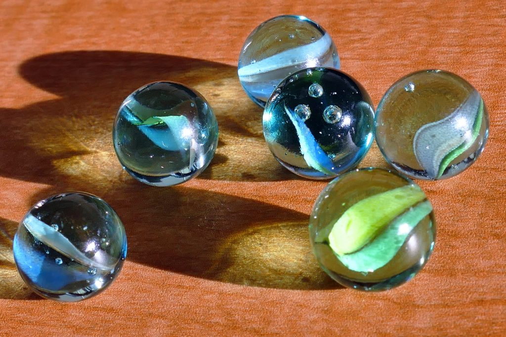 marbles blog post image